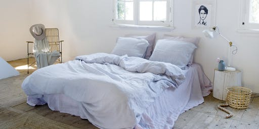 Summer Sample Sale House in Style & Passion for Linen