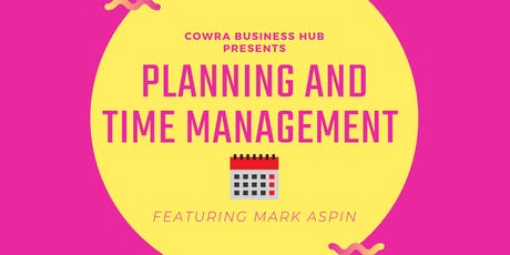 Planning and Time Management (Masterclass) tickets