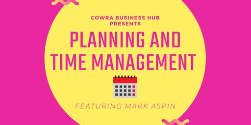 Planning and Time Management (Masterclass)