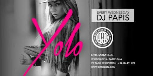 Yolo at Otto Zutz Free Guestlist - 6/26/2019