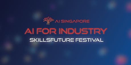 "AI for Industry (AI4I) ""Sneak Peeks"" tickets"