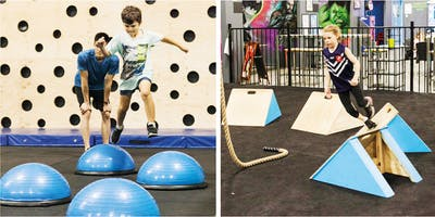 Ninjour Warrior Workshop - Friday 19 July 2019 from 3.30pm to 5.00pm