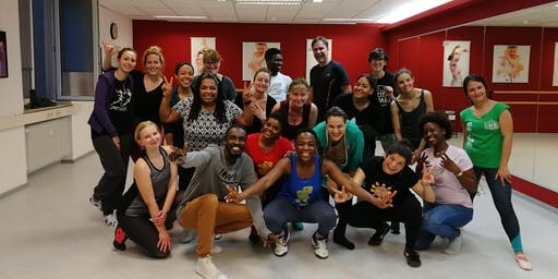 La Kossa® Afrobeat-Afrodancehall Tanzworkshop