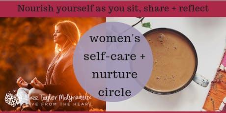 Women's self-care + nurture circle  tickets