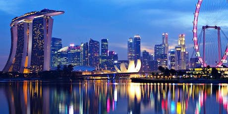 SINGAPORE - ISRAEL Technology event - December 12 tickets