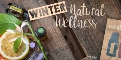 Health & wellness with essential oils