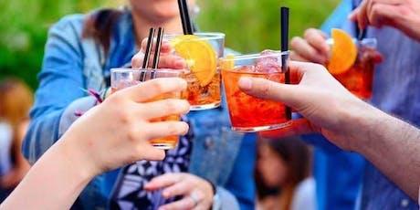 Aperol Open Spritz Party in Terrazza / Corso Como- AmaMi Communication  biglietti