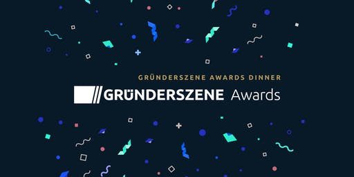 Gründerszene Awards Dinner - 28.11.2019