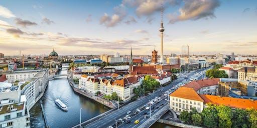 GERMANY - ISRAEL Technology event (Berlin) - September 24