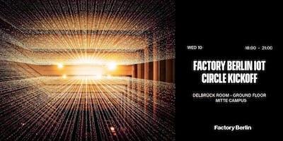 Factory+Berlin+IoT+Circle+Kickoff