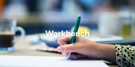 PR Masterclass | Workbench series tickets