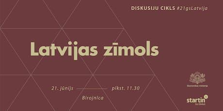 #21gsLatvija: Latvijas zīmols tickets