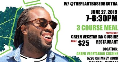 Plant Based Dinner Experience at Green: Summer Edition Part 2