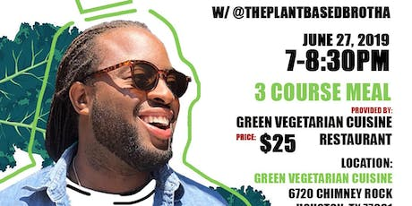 Plant Based Dinner Experience at Green: Summer Edition Part 2 tickets