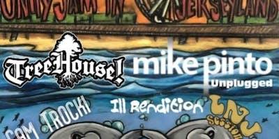 Treehouse Mike *****. lnj Sessions..sam trocki Ill rendition