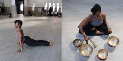 Sunday Yoga & Sound Healing in Brooklyn  (Yoga for Alex)