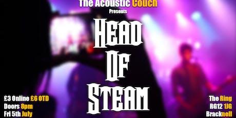 Head Of Steam tickets
