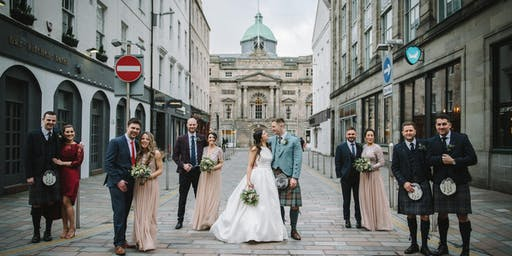 Trades Hall of Glasgow Wedding Open Evening