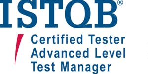 ISTQB Advanced – Test Manager 5 Days Training in...