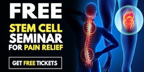 FREE Stem Cell and Regenerative Medicine Seminar - Elgin, IL 6/25 tickets