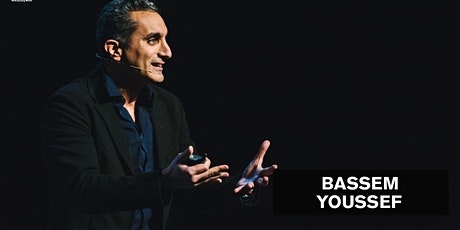 Bassem Youssef tickets