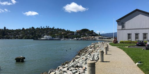 Historic Tiburon Walking Tour -- A Great Thing to do When in San Francisco