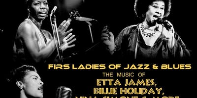Jazz & Blues Queens: The Music of Nina Simone, Etta James and Billie Holida