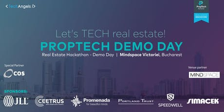 Proptech Demo Day tickets