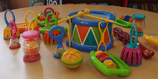 Baby and Toddler Bounce and Rhyme (Pike Hill)