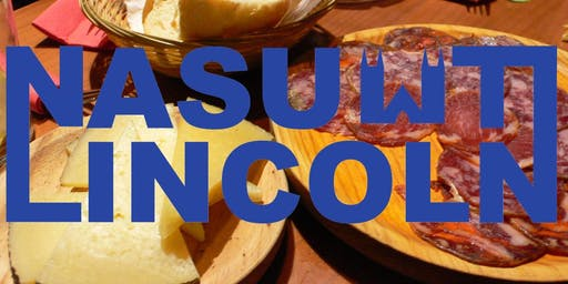 End of year Lincoln NASUWT tapas night