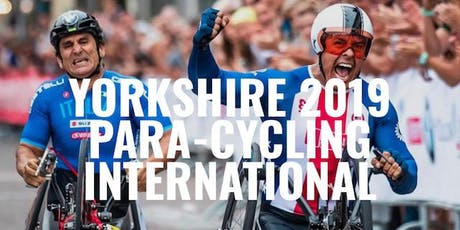Yorkshire 2019 Para-Cycling International - Centralised Transport tickets