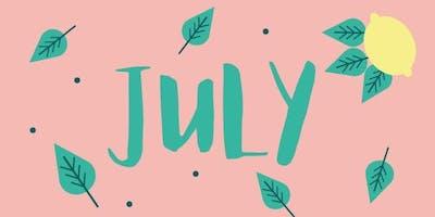 Holistic Hangout - July