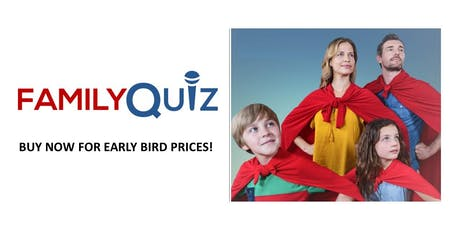 Family Quiz tickets