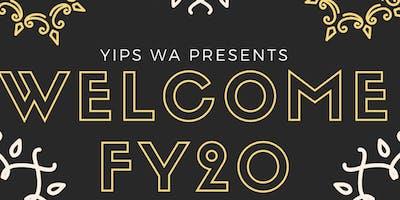 YIPs WA - Welcome FY20