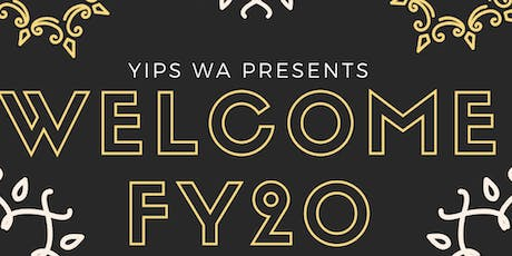 YIPs WA - Welcome FY20 tickets