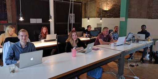 Coding Fellowship Bootcamp Taster Evening