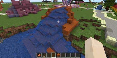 Einmaliger Workshop: In Minecraft faszinierende Welten erschaffen Tickets