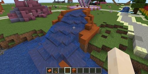 Einmaliger Workshop: In Minecraft faszinierende Welten erschaffen