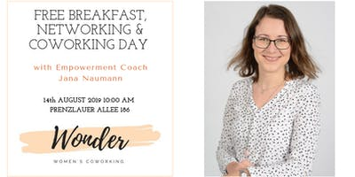 """Breakfast, Networking & Coworking Day """"Listen to your heart"""""""