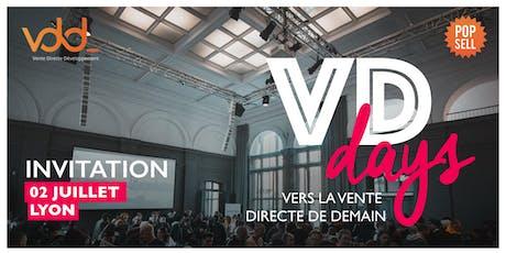 VD Days - Vers la Vente Directe de demain  billets