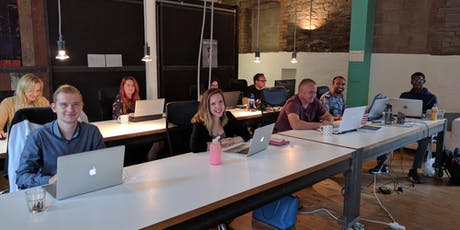 Coding Fellowship Bootcamp Taster Evening tickets