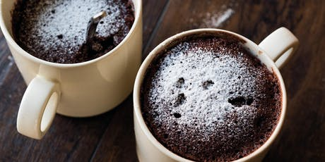 Great Cook: Mug Cake tickets
