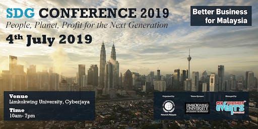SDG Conference 2019