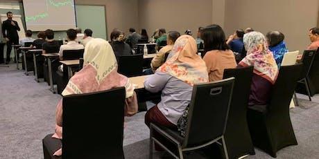 Grand Investor Seminar 2019 -Kota Kinabalu Hyatt Hotel  tickets