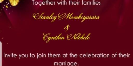 Stanley & Cynthia's Wedding