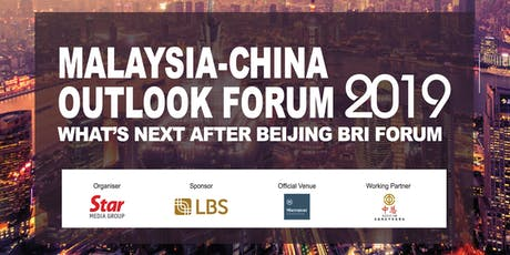 Malaysia - China Outlook Forum 2019 tickets