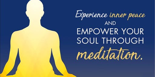 Empowerment Through Meditation (A Retreat For Young Adults)