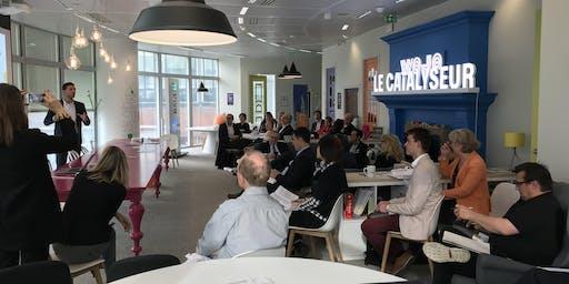 Petit-Déjeuner conférence de l'INPI autour de la propriété intellectuelle