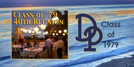 DPHS 1979 40th Reunion tickets