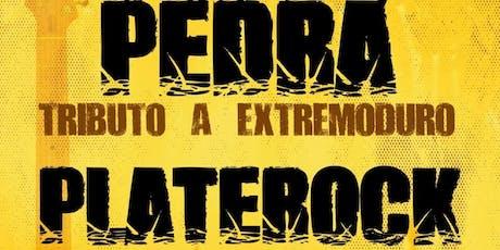 Pedrá (Tributo a Extremoduro) + Platerock (Tributo a Platero y tú) - Madrid entradas
